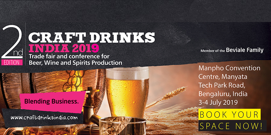 CRAFT DRINKS INDIA 2018